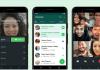 join whatsapp group call