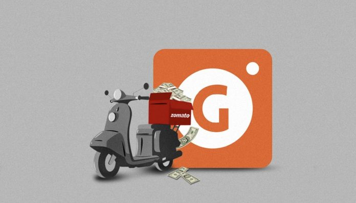 zomato investment in grofers