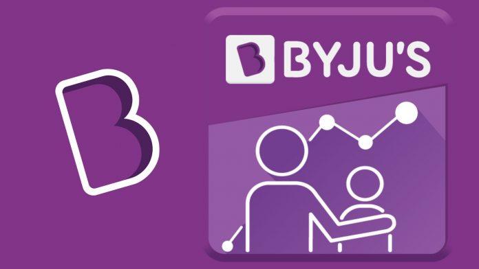 byju's revenue FY20