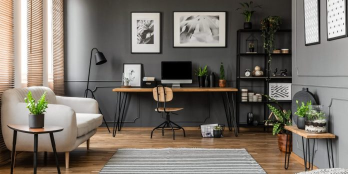 hoome office setup
